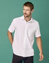 Men`s Wicking Short Sleeve Shirt